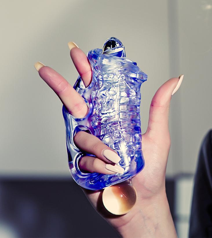Fleshskins Grip Ice