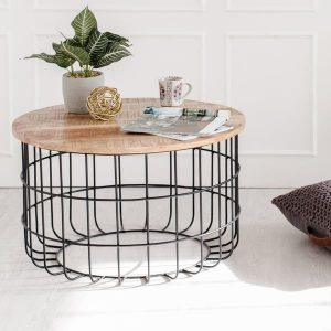 Coffee Table Cage