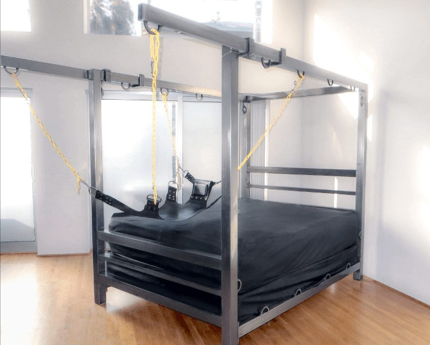 Depot Dungeon Bed