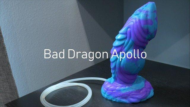 Apollo dragon dildo