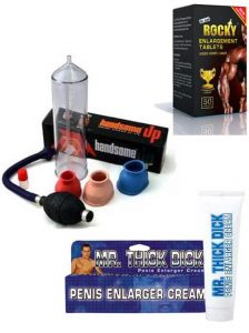 Classic Penis Enlargement- 6 pieces bundle
