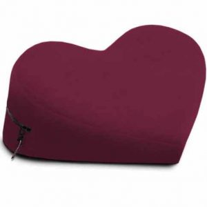 Liberator Heart Wedge Decorative Sex Pillow